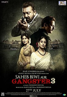 Download Songs Saheb, Biwi Aur Gangster 3 Movie by Tigmanshu Dhulia on Pagalworld