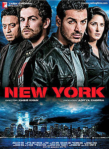 Download Songs New York  Movie by Yash Raj Films on Pagalworld