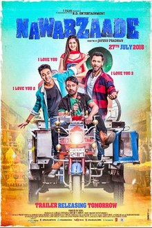 Download Songs Nawabzaade Movie by Lizelle D on Pagalworld