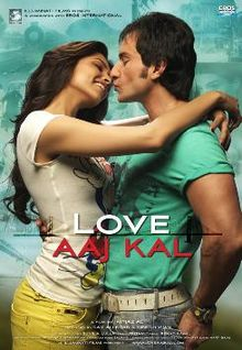 Hit movie Love Aaj Kal by Saif Ali Khan songs download on Pagalworld