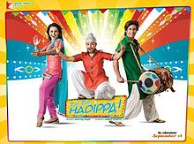 Download Songs Dil Bole Hadippa! Movie by Aditya Chopra on Pagalworld