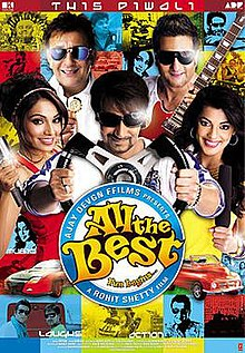 Download Songs All the Best: Fun Begins Movie by Rohit Shetty on Pagalworld