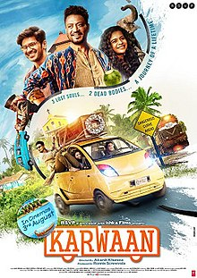 Download Songs Karwaan Movie by Ronnie Screwvala on Pagalworld