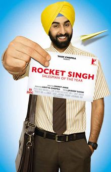 Download Songs Rocket Singh: Salesman of the Year Movie by Aditya Chopra on Pagalworld