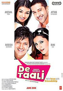 Hit movie De Taali by Vishal on songs download at Pagalworld