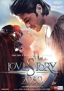 Movie Love Story 2050 by Shaan on songs download at Pagalworld