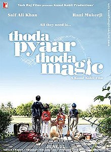 Download Songs Thoda Pyaar Thoda Magic Movie by Aditya Chopra on Pagalworld