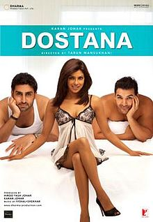 Download Songs Dostana  Movie by Karan Johar on Pagalworld