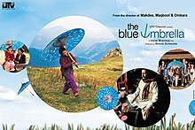 Download Songs The Blue Umbrella  Movie by Vishal Bhardwaj on Pagalworld