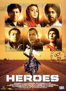 Download Songs Heroes  Movie by Company on Pagalworld