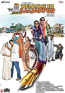 Download Songs Welcome to Sajjanpur Movie by Ronnie Screwvala on Pagalworld