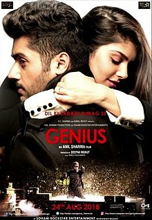 Download Songs Genius (2018 Hindi film) Movie by Productions on Pagalworld