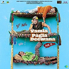 Hit movie Yamla Pagla Deewana: Phir Se by Dharmendra songs download on Pagalworld