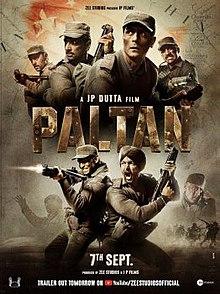 Latest Movie Paltan  by Esha Gupta songs download at Pagalworld