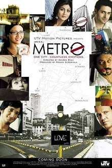 Movie Life in a... Metro by Pritam on songs download at Pagalworld