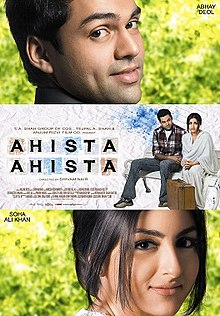 Latest Movie Ahista Ahista  by Soha Ali Khan songs download at Pagalworld