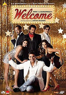 Latest Movie Welcome  by Katrina Kaif songs download at Pagalworld