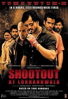 Movie Shootout at Lokhandwala by Mika Singh on songs download at Pagalworld