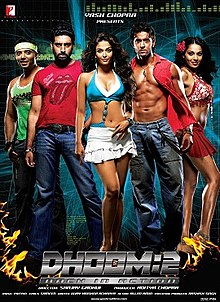 Download Songs Dhoom 2 Movie by Aditya Chopra on Pagalworld