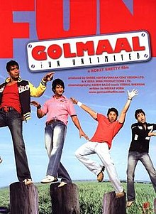 Hit movie Golmaal: Fun Unlimited by Paresh Rawal songs download on Pagalworld