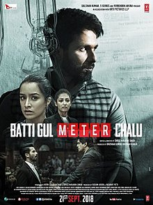 Hit movie Batti Gul Meter Chalu by Shraddha Kapoor songs download on Pagalworld