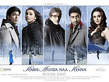 Download Songs Kabhi Alvida Naa Kehna Movie by Yash Raj Films on Pagalworld