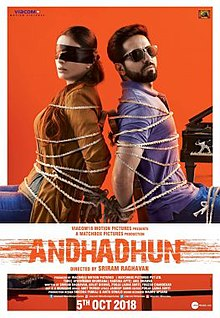 Movie Andhadhun by Raftaar on songs download at Pagalworld
