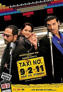 Hit movie Taxi No. 9211 by John Abraham songs download on Pagalworld
