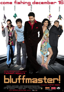 Hit movie Bluffmaster! by Abhishek Bachchan songs download on Pagalworld