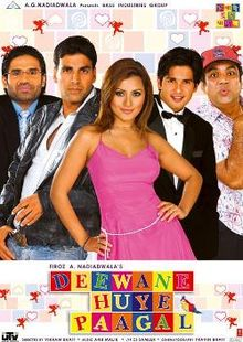 Latest Movie Deewane Huye Paagal by Shahid Kapoor songs download at Pagalworld