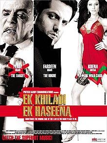 Latest Movie Ek Khiladi Ek Haseena  by Kay Kay Menon songs download at Pagalworld