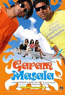 Download Songs Garam Masala  Movie by Priyadarshan on Pagalworld