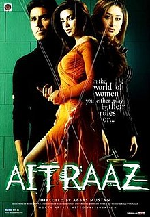 Hit movie Aitraaz by Himesh Reshammiya on songs download at Pagalworld