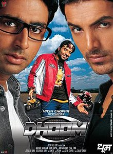 Download Songs Dhoom Movie by Aditya Chopra on Pagalworld