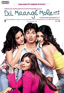 Latest Movie Dil Maange More by Shahid Kapoor songs download at Pagalworld