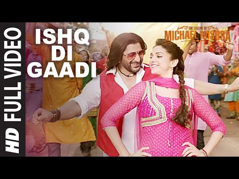 Download Ishq Di Gaadi Mp3 Song for free from pagalworld,Ishq Di Gaadi - The Legend of Michael Mishra song download HD.