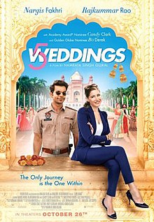 Latest Movie 5 Weddings by Nargis Fakhri songs download at Pagalworld