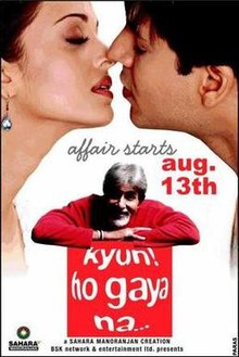 Latest Movie Kyun! Ho Gaya Na... by Amitabh Bachchan songs download at Pagalworld
