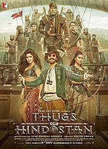 Download Songs Thugs of Hindostan Movie by Yash Raj Films on Pagalworld
