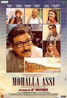 Hit movie Mohalla Assi by Saurabh Shukla songs download on Pagalworld