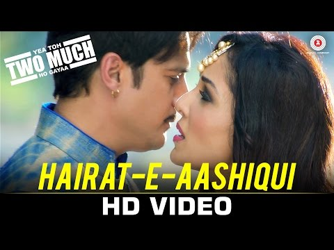 Download Hairat-E-Aashiqui Mp3 Song for free from pagalworld,Hairat-E-Aashiqui - Yea Toh Two Much Ho Gayaa song download HD.