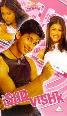 Latest Movie Ishq Vishk by Shahid Kapoor songs download at Pagalworld