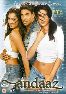 Latest Movie Andaaz by Akshay Kumar songs download at Pagalworld