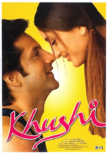 Latest Movie Khushi (2003 Hindi film) by Fardeen Khan songs download at Pagalworld