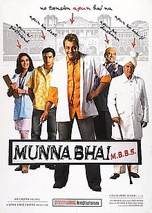 Latest Movie Munna Bhai M.B.B.S. by Jimmy Sheirgill songs download at Pagalworld