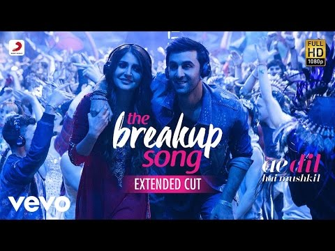 The Breakup Song Ae Dil Hai Mushkil Mp3 Song Download On Pagalworld Free