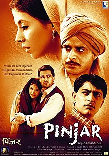Latest Movie Pinjar  by Sanjay Suri songs download at Pagalworld