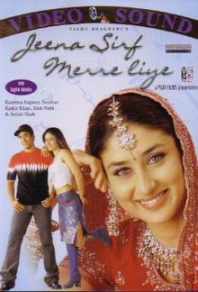 Latest Movie Jeena Sirf Merre Liye by Tusshar Kapoor songs download at Pagalworld