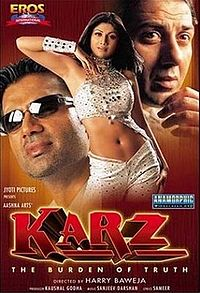 Hit movie Karz: The Burden of Truth by Shilpa Shetty songs download on Pagalworld