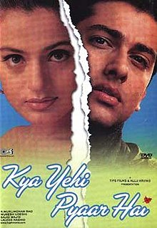 Hit movie Kya Yehi Pyaar Hai by Sajid-wajid on songs download at Pagalworld